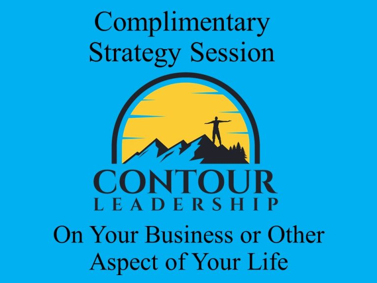 Complimentary Strategy Session with Don McGrath