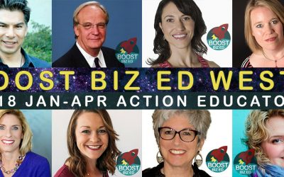 Westminster: Announcing Presentations for Boost Biz Ed Westy 2018