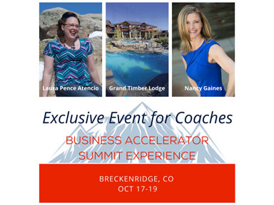 "<span class=""entry-title-primary"">Business Accelerator Summit Experience</span> <span class=""entry-subtitle"">An Epic 3 Days of Extraordinary Business Training for Coaches</span>"