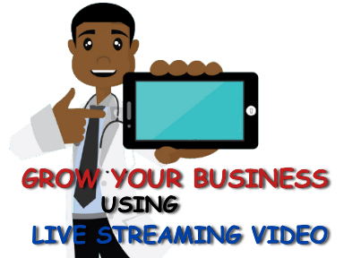 Branding with Live Streaming Video