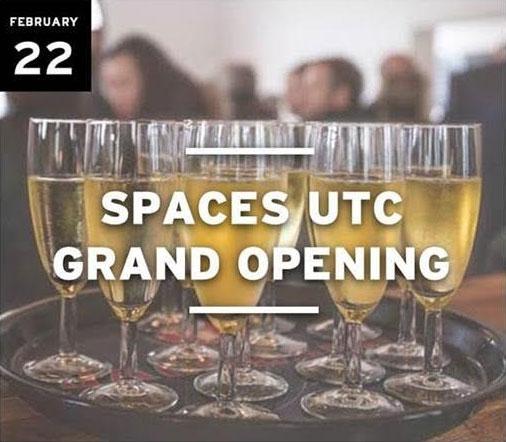 Spaces UTC Grand Opening